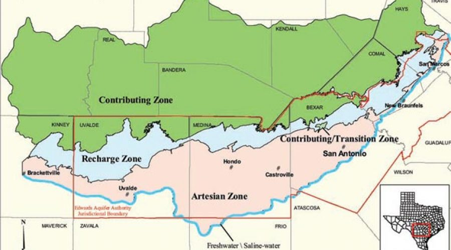 The Edwards Aquifer Habitat Conservation Plan